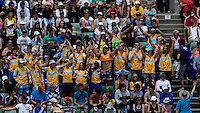 Aussie Fans ..International Tennis - Australian Open Tennis - Tuesday 19 Jan 2010 - Melbourne Park - Melbourne - Australia ..© Frey - AMN Images, 1st Floor, Barry House, 20-22 Worple Road, London, SW19 4DH.Tel - +44 20 8947 0100.mfrey@advantagemedianet.com