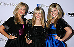 SANTA MONICA, CA. - October 15: Recording Artists The Clique Girlz arrive on the Red Carpet of the 2008 Spirit Of Life Award Dinner on October 15, 2008 in Santa Monica, California.