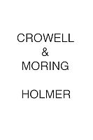 Crowell & Moring HOLMER