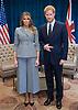 Melania Trump Meets Prince Harry
