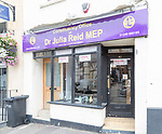 Constituency office of Dr Julia Reid UKIP MEP for South West Counties and Gibraltar, Chippenham, Wiltshire, England, UK