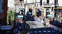 Picture by Simon Wilkinson/SWpix.com 16/07/2017 - Cycling Tour de France 2017 - Stage 16 - Laissac - Sévérac L' Elise - Le Puy En Velay - Bauke Mollema solos to victory in Le Puy En Velay