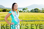 CROWNED: Eve O'Donoghue Glenflesk, who was crowned Lily of Killarney on Friday last at the Gleneagle Hotel, Killarney.