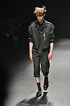 October 17th, 2013, Tokyo, Japan:  Spring/Summer 2014 Collection of Japanese fashion brand CHRISTIAN DADA on October 17, 2013, in Tokyo.