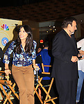 Days Of Our Lives National Tour -  Camila Banus & Joseph Mascolo on September 23, 2012 at The Shops at Mohegan Sun, Uncasville, Connecticut. (Photo by Sue Coflin/Max Photos)