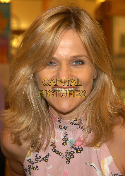 """LINDA BARKER.""""Changing Rooms"""" presenter at Harrods to launch new home fragrance range.www.capitalpictures.com.sales@capitalpictures.com.©Capital Pictures."""