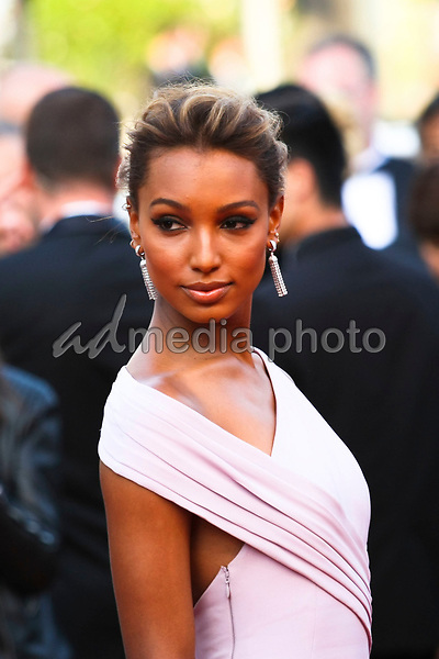 "24 May 2017 - Cannes, France - Jasmine Tookes . ""The Beguiled"" Premiere during the 70th Cannes Film Festival. Photo Credit: GeorgWenzel/face to face/AdMedia"