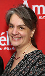 Pam MacKinnon attends the Broadway Opening Night performance of 'Amelie' at the Walter Kerr Theatre on April 3, 2017 in New York City
