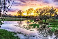 DEC 31 Flooding in Bedfordshire