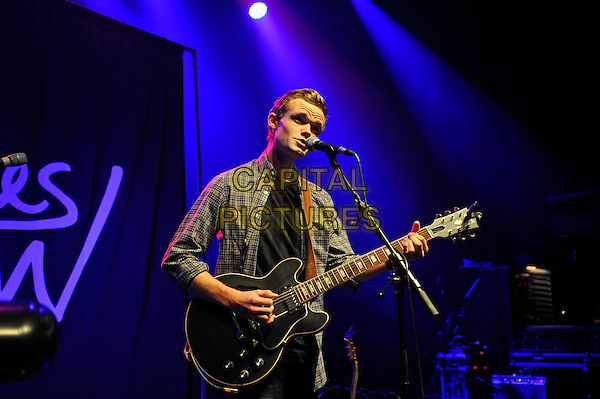LONDON, ENGLAND - SEPTEMBER 15: James TW performing at Shepherd's Bush Empire on September 15, 2015 in London, England.<br /> CAP/MAR<br /> &copy; Martin Harris/Capital Pictures
