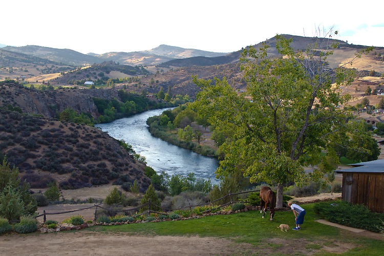 Klamath River, California, country living, Hornbrook, Northern California, rural lifestyle,
