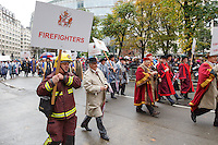 Firefighters Company & London Fire Brigade