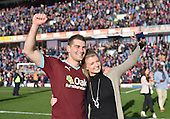 02/05/16 Sky Bet League Championship  Burnley v QPR<br /> Sam Vokes