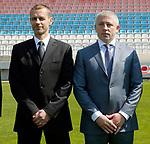 FSS Fudbalski savez Srbije, UEFA, predsednik Aleksander Ceferin Slavisa Kokeza  31.3.1017. Mart 31. 2017. (credit image & photo: Pedja Milosavljevic / STARSPORT)