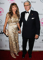 BEVERLY HILLS, CA, USA - OCTOBER 11: Ann Turkel, Michael Nouri arrive at the 2014 Carousel Of Hope Ball held at the Beverly Hilton Hotel on October 11, 2014 in Beverly Hills, California, United States. (Photo by Celebrity Monitor)