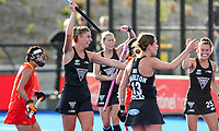 Olivia Merry. Pro League Hockey, Vantage Blacksticks Women v China. Nga Puna Wai Hockey Stadium, Christchurch, New Zealand. Sunday 17th February 2019. Photo: Simon Watts/Hockey NZ