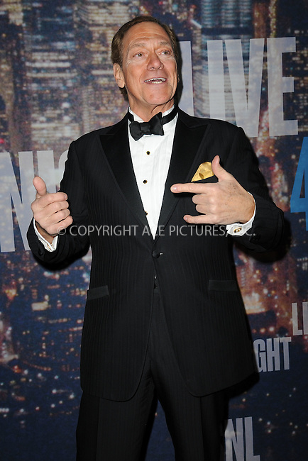 WWW.ACEPIXS.COM<br /> February 15, 2015 New York City<br /> <br /> Joe Piscopo walks the red carpet at the SNL 40th Anniversary Special at 30 Rockefeller Plaza on February 15, 2015 in New York City.<br /> <br /> Please byline: Kristin Callahan/AcePictures<br /> <br /> ACEPIXS.COM<br /> <br /> Tel: (646) 769 0430<br /> e-mail: info@acepixs.com<br /> web: http://www.acepixs.com