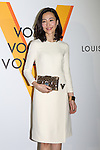 April 21, 2016, Tokyo, Japan - English-born Japanese actress Yoshino Kimura attends a photocall for the opening celebration for Louis Vuitton's ''Volez, Voguez, Voyagez'' exhibition on April 21, 2016, Tokyo, Japan. The exhibition will be open to the public free of charge from April 23 to June 19. (Photo by AFLO)