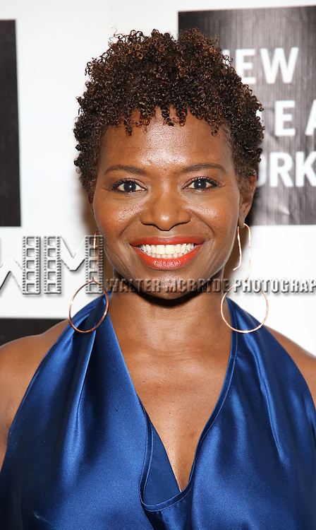 LaChanze attends New York Theatre Workshop's 2017 Spring Gala at the Edison Ballroom on May 15, 2017 in New York City.