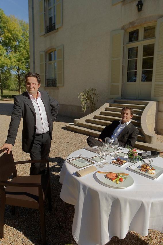 Thiery Alix et Francois Pillard