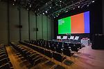 2015 10 06 Whitney Theater Setup