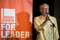 "03.08.2015 - ""London rally: Jeremy Corbyn for Labour Leader"" - #Jeremy4Leader"