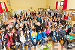Ballyfinnane NS celebrates their 50th Anniversary with a mass and entrainment Day on Friday