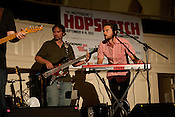 The dB's perform at Long View Center in Raleigh during Hopscotch on Friday September 7th 2012.