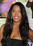 """HOLLYWOOD, CA - FEBRUARY 09: Golden Brooks arrives at the """"Think Like A Man"""" Los Angeles Premiere at the ArcLight Cinemas Cinerama Dome on February 9, 2012 in Hollywood, California."""