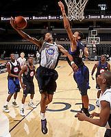Rashad Madden at the NBPA Top100 camp June 18, 2010 at the John Paul Jones Arena in Charlottesville, VA. Visit www.nbpatop100.blogspot.com for more photos. (Photo © Andrew Shurtleff)