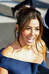 Eva Longoria on the Red Carpet in the Festival Internationnal of the film from Cannes<br />  Cannes, May 17, 2015