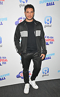 Jonas Blue at the Capital FM Summertime Ball 2019, Wembley Stadium, Wembley, London, England, UK, on Saturday 08th June 2019.<br /> CAP/CAN<br /> ©CAN/Capital Pictures