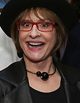 Patti Lupone attends the Michael Grief Sardi's Portrait Unveiling at Sardi's on 4/27/2017 in New York City.