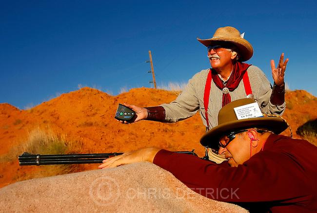 Huntsman World Senior Games: Cowboy Action Shooting