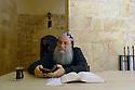 Turkey 2014<br />Assyrian cleric in the monastery of Deir Zafaran<br />Turquie 2014<br />Pretre assyrien au monastere de Deir Zafaran