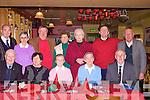 SENIOR: Senior citizens of Blennerville who were treated to dinner in Kirby's Brogue Inn, Tralee on Sunday. Front l-r: Jim and Bridie McGovern, Mary Bowler, Sheila O'Shea and Donal Kelliher. Back l-r: Francis O'Donnell, Dave Rath (Community Garda Strand Road and Blennerville), Patsy Quirke, Kathleen Collins, Willie Fitzgerald, Kay and Jimmy Murphy.........