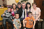 Melissa Campbell with her family at her 18th in Corrigans...Photo NEWSFILE/Jenny Matthews.(Photo credit should read Jenny Matthews/NEWSFILE)....This Picture has been sent you under the condtions enclosed by:.Newsfile Ltd..The Studio,.Millmount Abbey,.Drogheda,.Co Meath..Ireland..Tel: +353(0)41-9871240.Fax: +353(0)41-9871260.GSM: +353(0)86-2500958.email: pictures@newsfile.ie.www.newsfile.ie.FTP: 193.120.102.198.