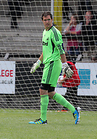 Pictured: Saturday 17 July 2011<br /> Re: Pre season friendly, Neath Football Club v Swansea City FC at the Gnoll ground, Neath, south Wales.