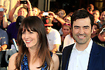 LOS ANGELES - AUG 6: Ron Livingston; Rosemarie DeWitt at the premiere of Walt Disney Pictures' 'The Odd Life of Timothy Green' at the El Capitan Theater on August 6, 2012 in Los Angeles, California