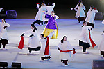 PyeongChang 2018 Paralympics Closing Ceremony, MARCH 18, 2018 - : PyeongChang 2018 Paralympics Winter Games Closing Ceremony at PyeongChang Olympic Stadium in Pyeongchang, South Korea. (Photo by Yusuke Nakanishi/AFLO SPORT)