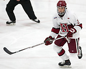 Reilly Walsh (Harvard - 2) - The visiting Colgate University Raiders shut out the Harvard University Crimson for a 2-0 win on Saturday, January 27, 2018, at Bright-Landry Hockey Center in Boston, Massachusetts.