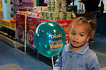 24/9/15 Bray Co Wicklow.<br /> Ashanti Omosgho at the open of the new Dealz store in Bray Co Wicklow.<br /> Picture Fran Caffrey /Newsfile/Professional Images