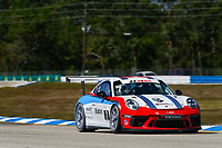 #7 Wright Motorsports, Porsche 991 / 2017, GT3P: Maxwell Root