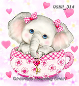 Kayomi, CUTE ANIMALS, LUSTIGE TIERE, ANIMALITOS DIVERTIDOS, paintings+++++,USKH314,#AC#, EVERYDAY