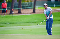 Emiliano Grillo (ARG) chips on 2 during round 3 of the Honda Classic, PGA National, Palm Beach Gardens, West Palm Beach, Florida, USA. 2/25/2017.<br /> Picture: Golffile | Ken Murray<br /> <br /> <br /> All photo usage must carry mandatory copyright credit (&copy; Golffile | Ken Murray)