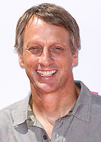WESTWOOD, LOS ANGELES, CA, USA - JULY 17: Tony Hawk at the Nickelodeon Kids' Choice Sports Awards 2014 held at UCLA's Pauley Pavilion on July 17, 2014 in Westwood, Los Angeles, California, United States. (Photo by Xavier Collin/Celebrity Monitor)