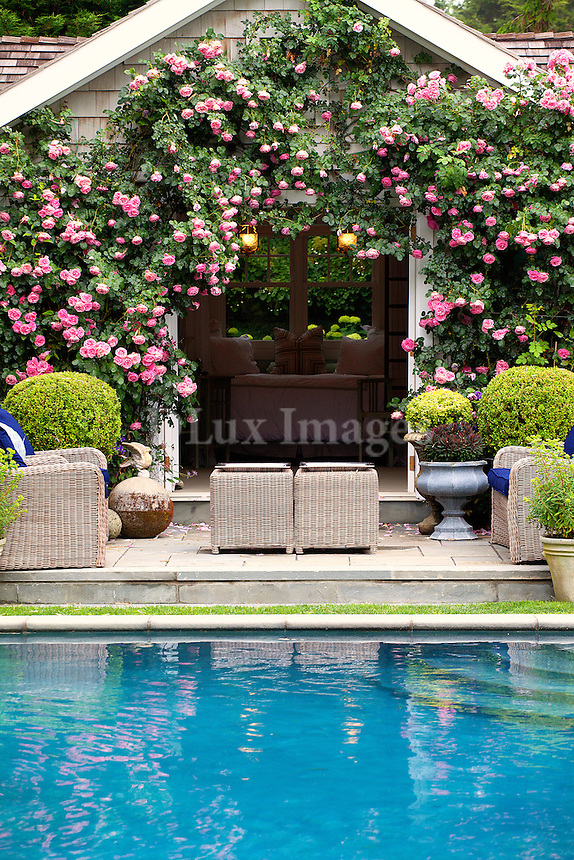 Jack Pearson Garden New York Usa Dlux Images Interior Architectural Photography