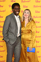 LONDON, UK. October 16, 2018: Daniel Lawrence-Taylor arriving for the &quot;ITV Palooza!&quot; at the Royal Festival Hall, London.<br /> Picture: Steve Vas/Featureflash