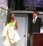 "Drew Tildon and Ryan Bloomquist star in ""It Shoulda Been You"" - a new musical comedy - at the Gretna Theatre, Mt. Gretna, PA on July 30, 2016. (Photo by Sue Coflin/Max Photos)"