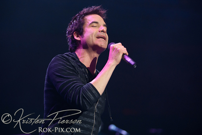Train perform at mohegan Sun Arena August 19, 2012
